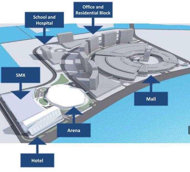 SM Seaside Complex