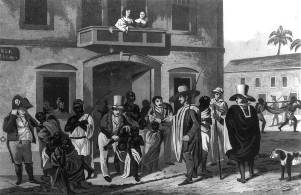 Portugal: Evitando Falar Sobre Escravatura Desde 1761
