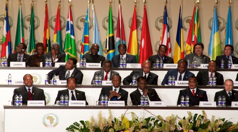 The African Union and dependency
