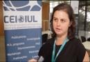 Marta Patrício entrevistada no Encontro Ciência 2017