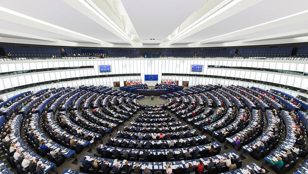 João Lourenço no Parlamento Europeu