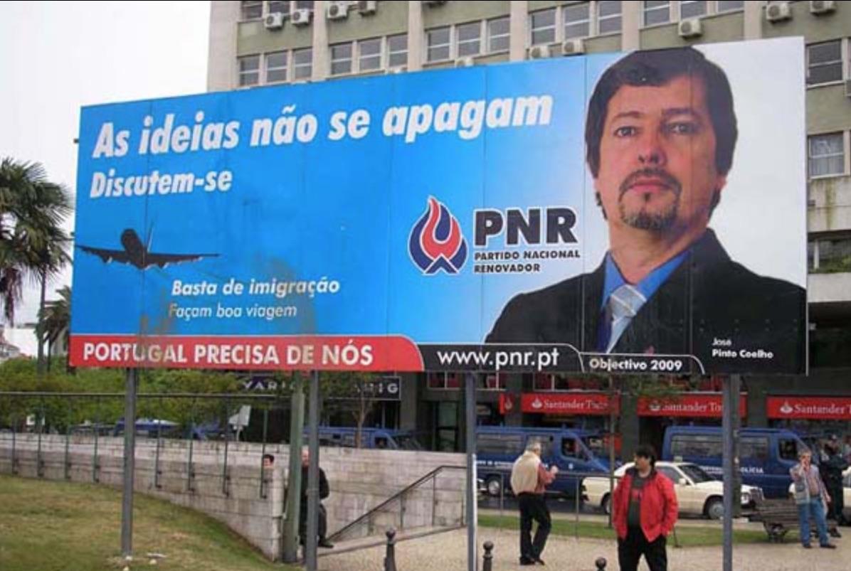 """""""Fascistas do terceiro milénio"""" estão em Portugal. Russos e italianos apoiam"""