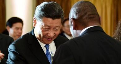A Geopolítica e Geofinanças da China em África