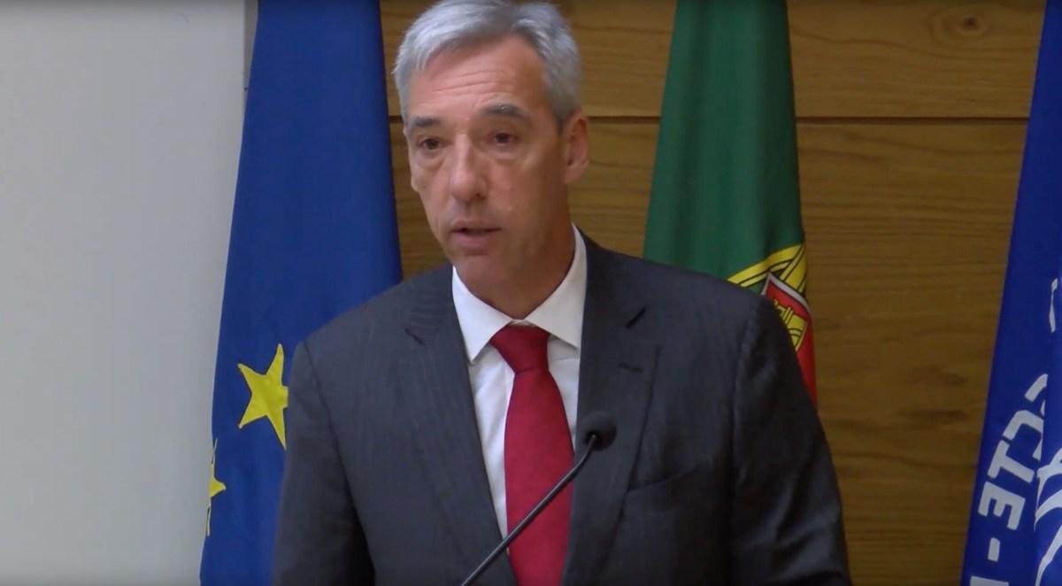 """Ministro da Defesa Nacional na Conferência """"70 anos da Aliança Atlântica"""", no ISCTE-IUL"""