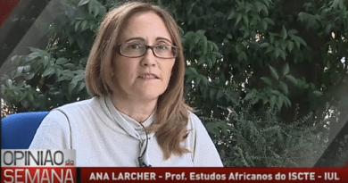 Investigadora do CEI-IUL na RTP África