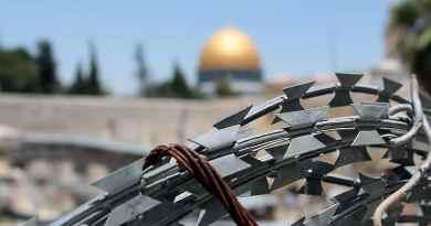 A Europa não sabe como responder à anexação israelita da Palestina