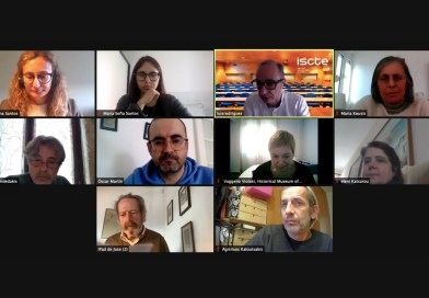Virtual kick-off meeting of the Free Your Mind project