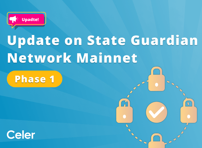 Update on State Guardian Network Mainnet Phase One