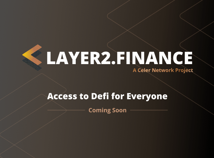 """Layer2.finance: Get DeFi Mass Adoption Today, Scaling Layer-1 DeFi """"In-place"""" with ZERO Migration"""