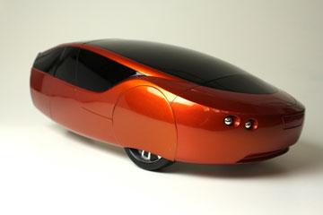 ¿El coche del futuro?