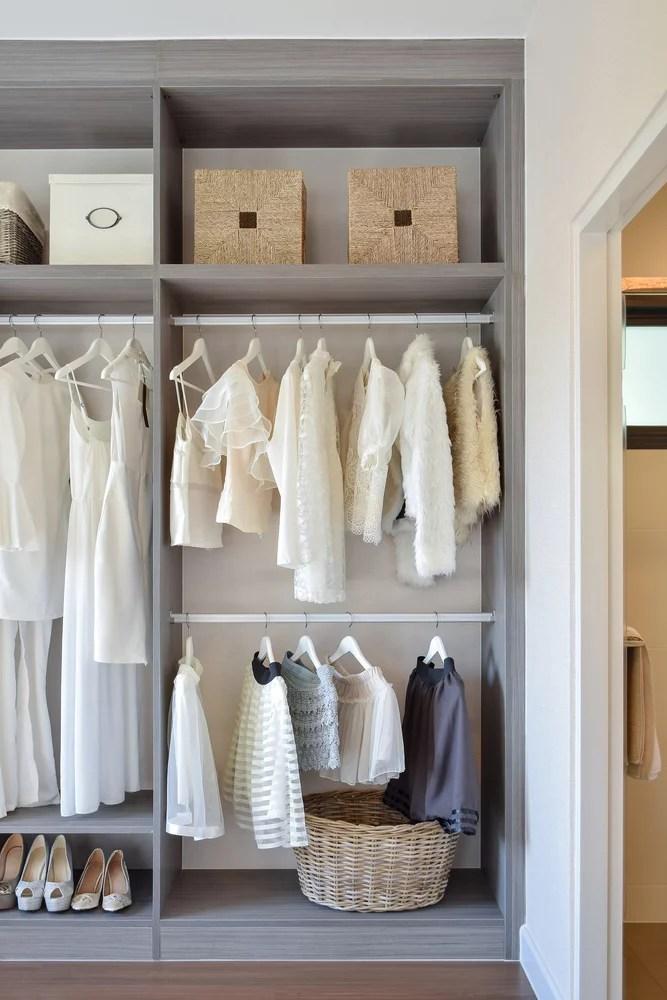 Besoin Dun Petit Dressing Les Solutions Blog