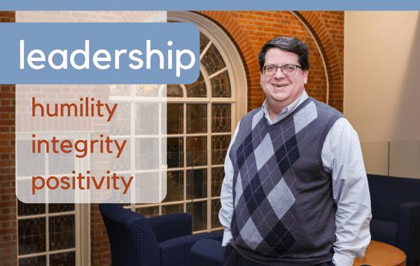 Leadership - Rich Nouza