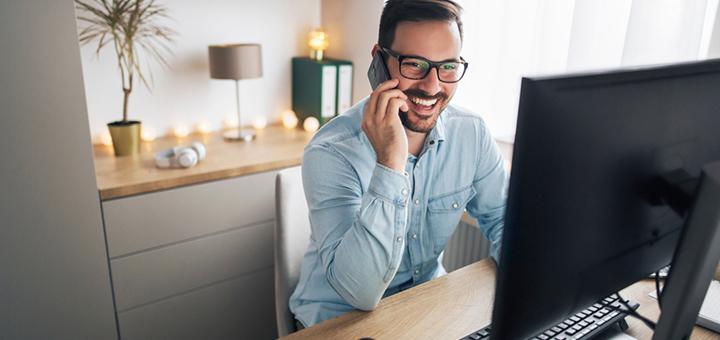 6 razones por las que trabajar desde casa es mejor de lo que pensabas