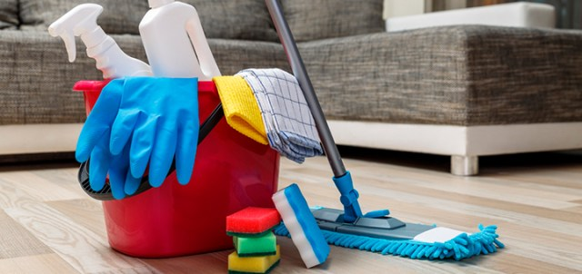 limpiar ordenar casa venta