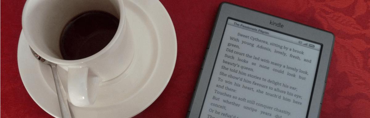 8 razones por las que debes comprar un Kindle