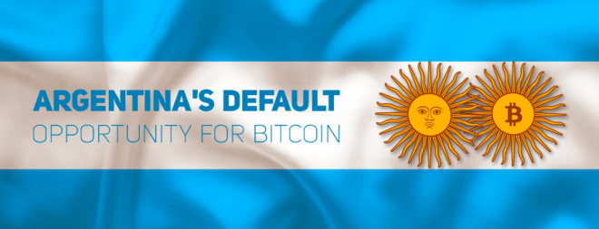 Argentina's Default and the Opportunity For Bitcoin