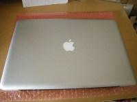 引き取ったMacBookPro 17インチ