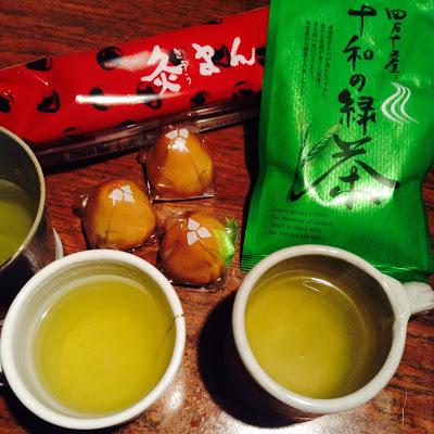 お茶好きさんと、お茶飲みさんの、食べ物との楽しみ方