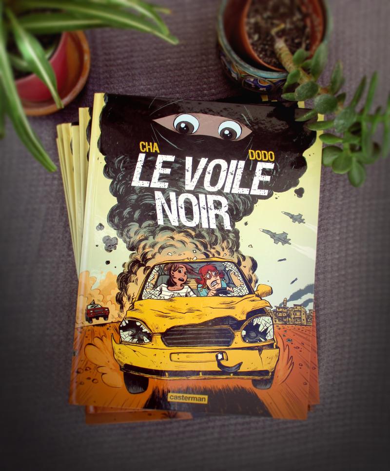 Le Voile Noir - Cha, - Dodo - Casterman