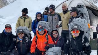 Nimsdai, Mingma G, SST Sherpa