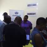 Chamasoft at Kenya Crops and Dairy Market Systems Workshop in Kisii and Bungoma