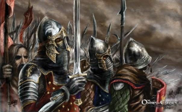 chevaliers hilderins