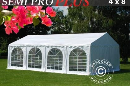 Tente de réception-Semi-Pro-Plus-4x8-m
