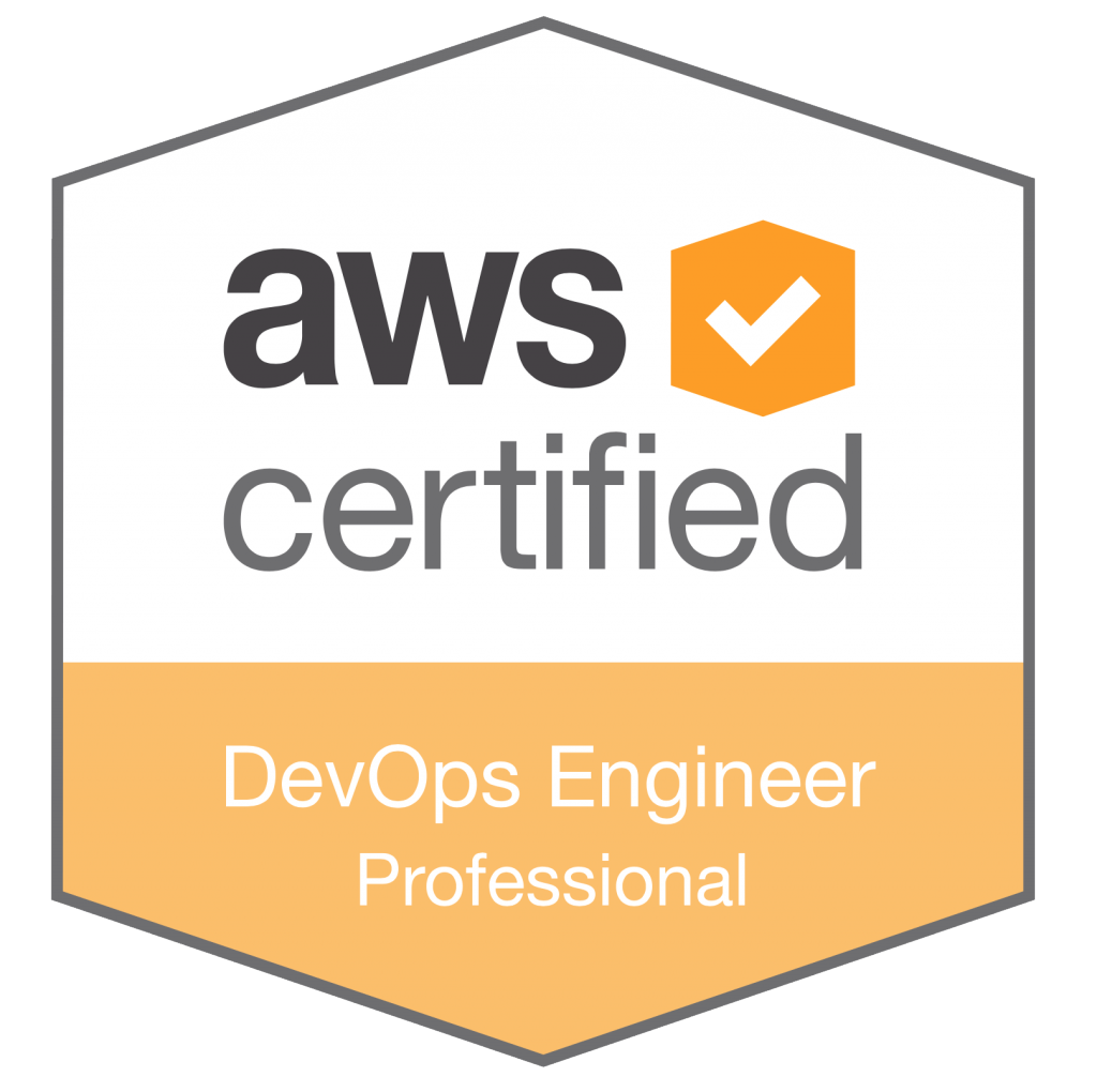 Aws Devops Professional Certification All 5 Aws Certified