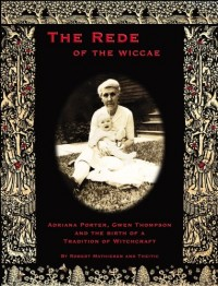 Book cover of Rede of the Wiccae