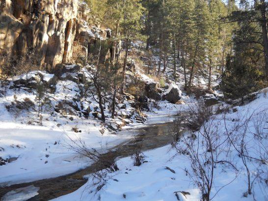 The real Hardscrabble Creek