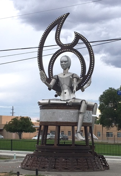 Robot God
