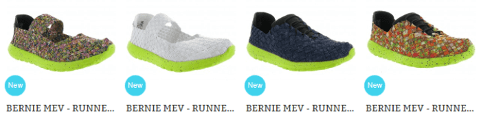 Chaussures Bernie Mev collection