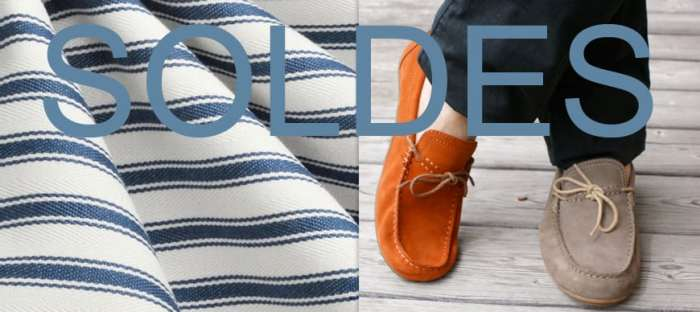 Soldes chaussures hommes