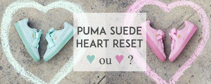 Puma Suede Heart Reset