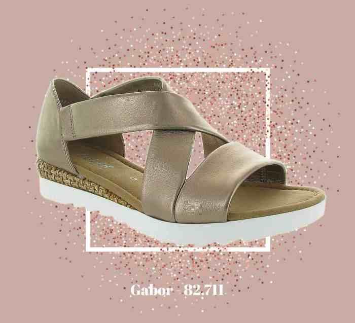 GABOR - 82.711 - Rose