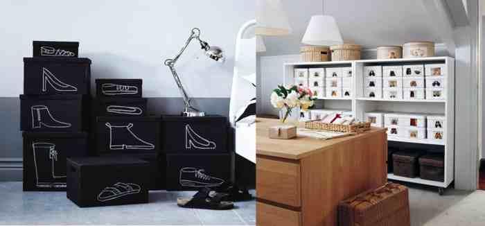 Chaussuresonline-astuce-boite-boitesdechaussures-idée-DYI-rangement-rangementschaussures-chaussures