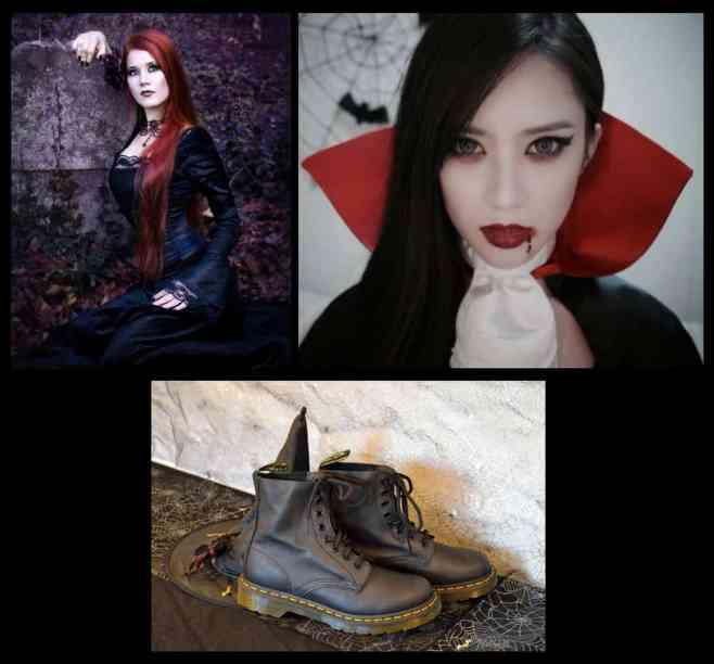 Chaussuresonline-vampire-bottines-DocMartens-déguisement-tendance-ootd-Halloween-peur-31octobre