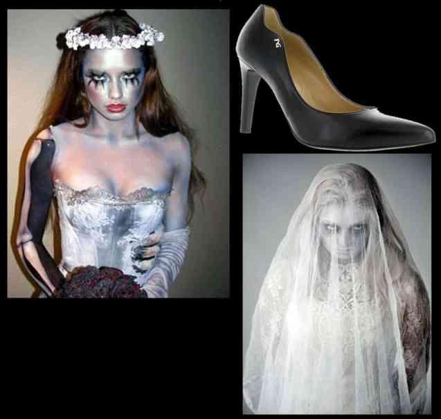 chaussuresonline-mariéezombie-escaprins-déguisement-halloween-noir-élégant-tendance-NeroGiardini-ootd
