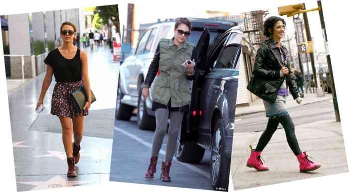 ChaussuresOnline-blogchaussures-chaussuresdestar-docmartens-grunge-rock-tendance-mode-femme-homme-célébrité-boots-bottines-bottes-coloré-pepsy-fashion-mode