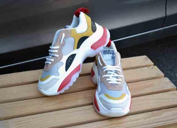 Chaussuresonline-blogchaussure-semerdjian-marque-2019-nouvelleco-dadshoes-semellesXXL-baskets-neakers-ER334E1V4-blanc-jaune-rouge-mode-tendance-fashion