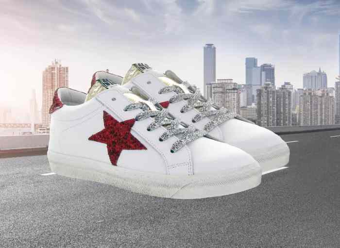 chaussuresonline-arta1020-rouge-léopard-semerdjian-smr-baskets-sneakers-blanc-or-étoile-lacet-look-femme-tednance-mode