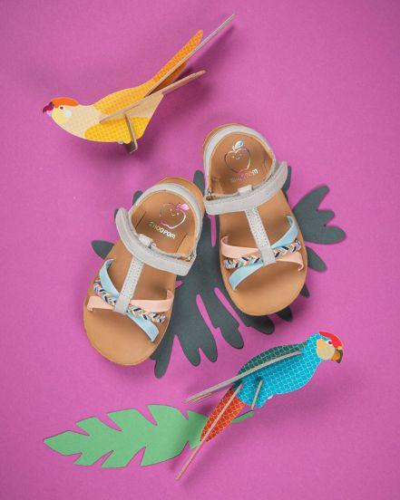 shoo pom filles enfants goa salome - chaussuresonline