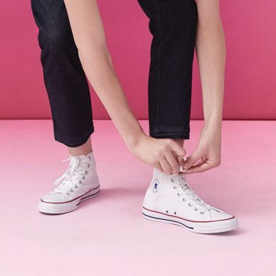 sneakers converse pour femme - chaussuresonline