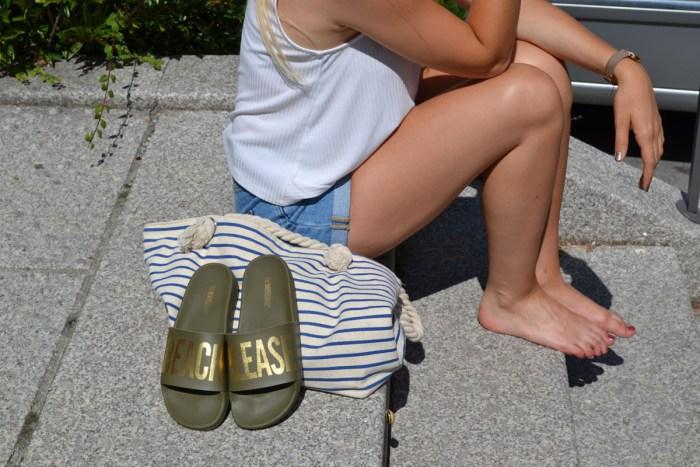 claquettes pour femme - chaussuresonline