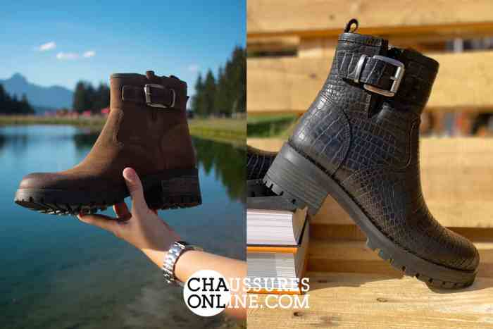 Bottines automne MINKA DESIGN by ChaussuresOnline.com