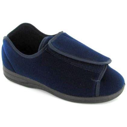 Pantoufles chaussons femme fargeot  gris