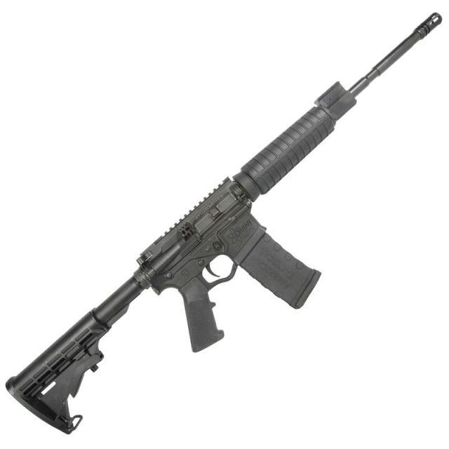 ATI AR-15 with Polymer AR lower reciever