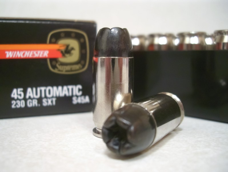 Black Talon and Today s Best Self Defense Ammo