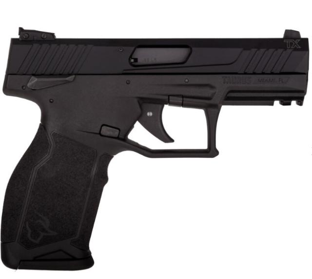 taurus handguns: TX22