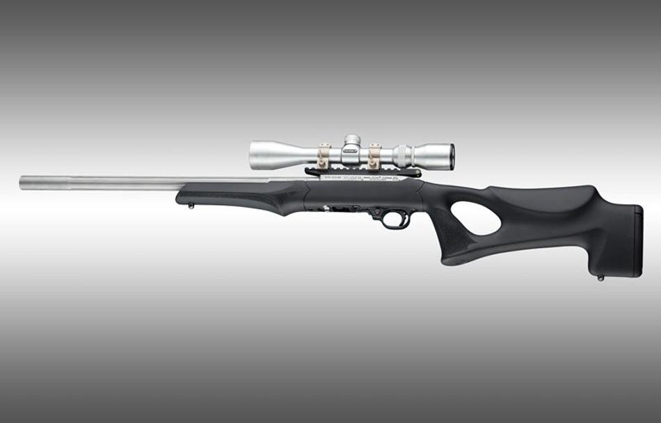 Video Hogue Introduces Tactical Thumbhole Rifle Stocks
